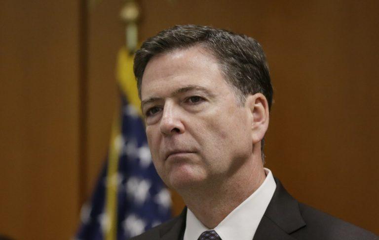 An Ex FBI Director – James Comey